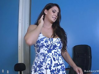 Alison Tyler Looking For A Job Sucks..