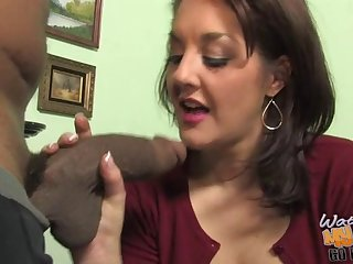 White mama owned by black to pay son s..