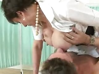 Nurse SONIA pounded in pantyhose